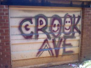 Crook Ave